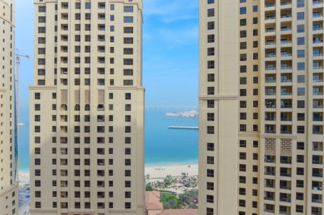 3 bedroom apatment in JBR, ERE, 1.4
