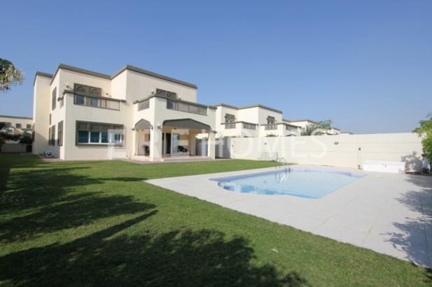 4 Bedroom Villa in Jumeirah Park, ERE, 1.1