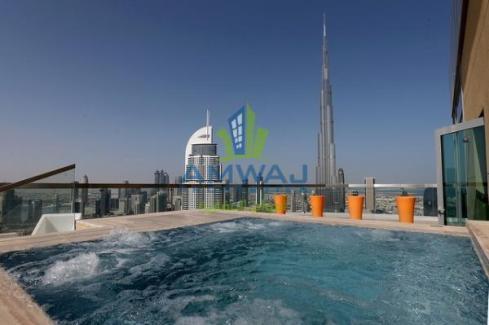 2 Bedroom Apartment in Downtown Dubai, Amwaj, 1.4jpg