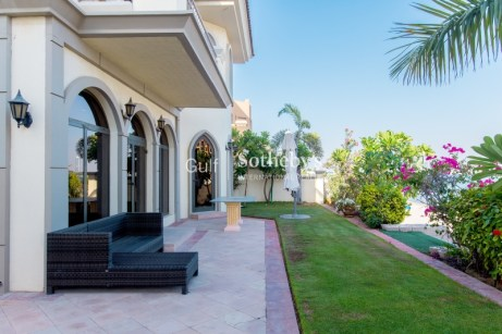 4 Bedroom Villa in palm Jumeirah, Dubai,1.5