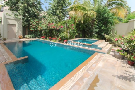 5 Bedroom Villa in Jumeirah Golf Estates, ERE, 1.4