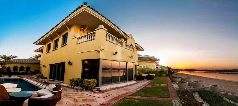 5 Bedroom Villa in Palm Jumeirah, Carlton, 1.1