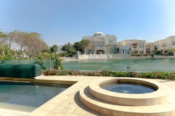 6 Bedroom Villa in Emirates Hills, ERE, 1.1