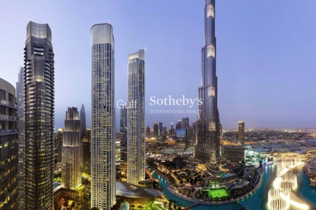 4 Bedroom Apartment in Downtown Dubai, ERE, 1.1