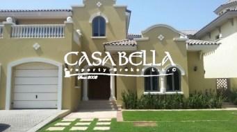4 Bedroom Villa in Palm jumeirah, Casabella, 1.1