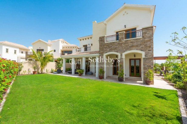 5 Bedroom Villa in Jumeirah Golf Estates, ERE, 1.1