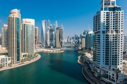 5 bedroom penthouse for sale in Dubai Marina