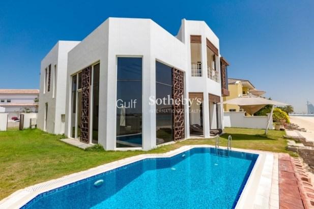 4 bedroom villa in Palm Jumeirah, 1.1