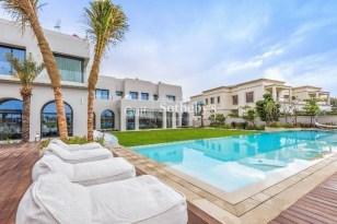 7 bedroom villa in Emirates Hills, 1.2