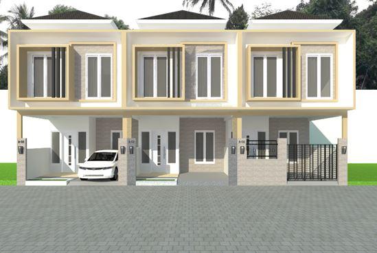 Jual rumah surabaya