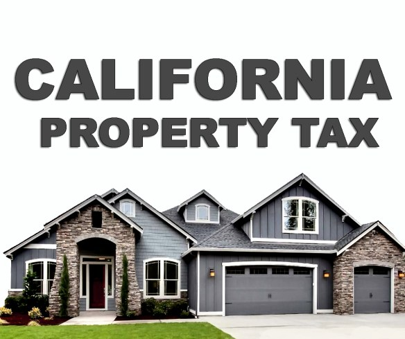 California Property Taxes and Covid