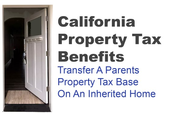 California Property Tax Benefits