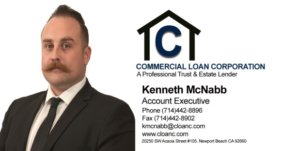 Ken McNabb Trust and Estate Loans