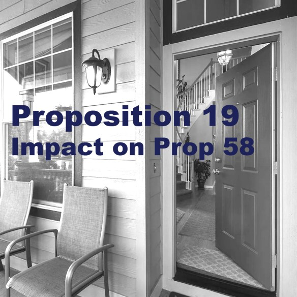 Proposition 19 and the Impact on Proposition 58