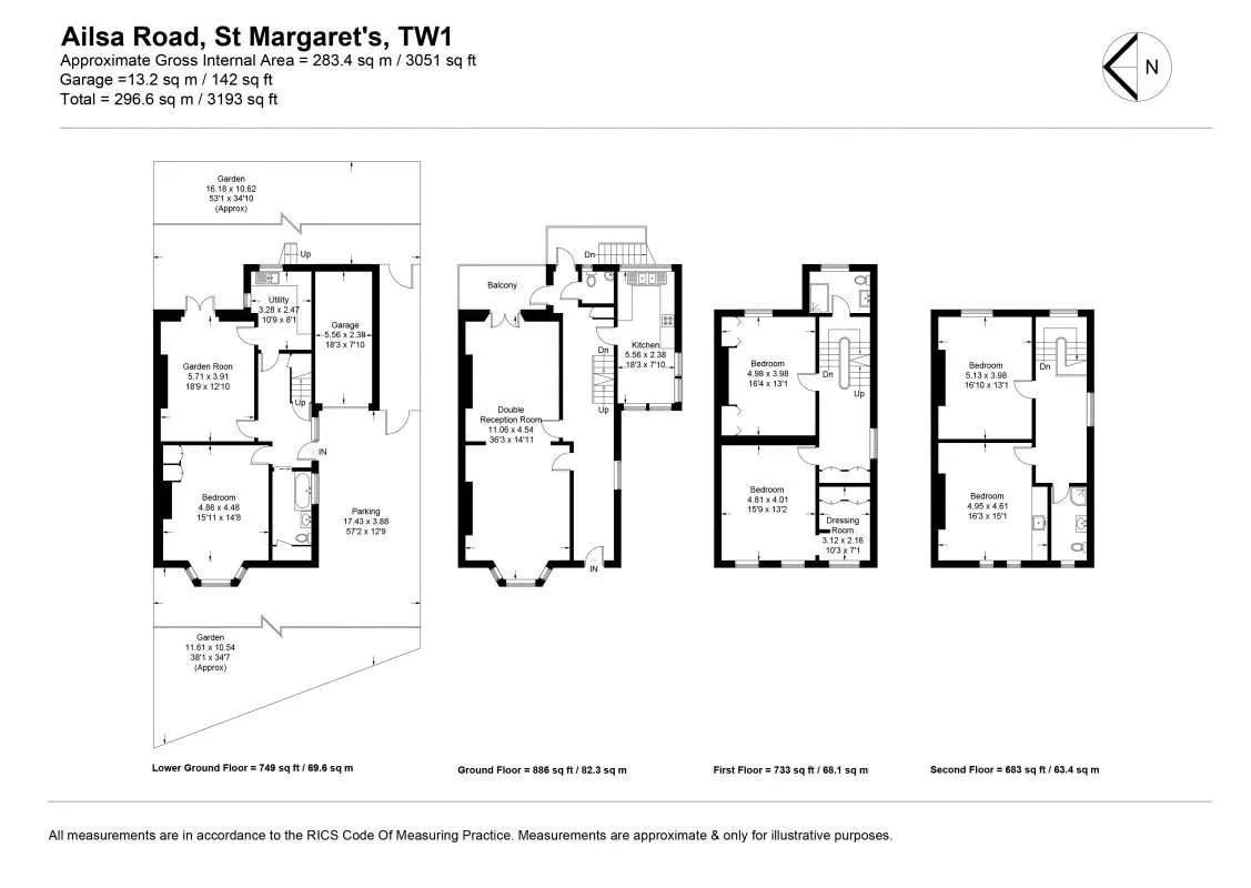 Floor Plans Barnes