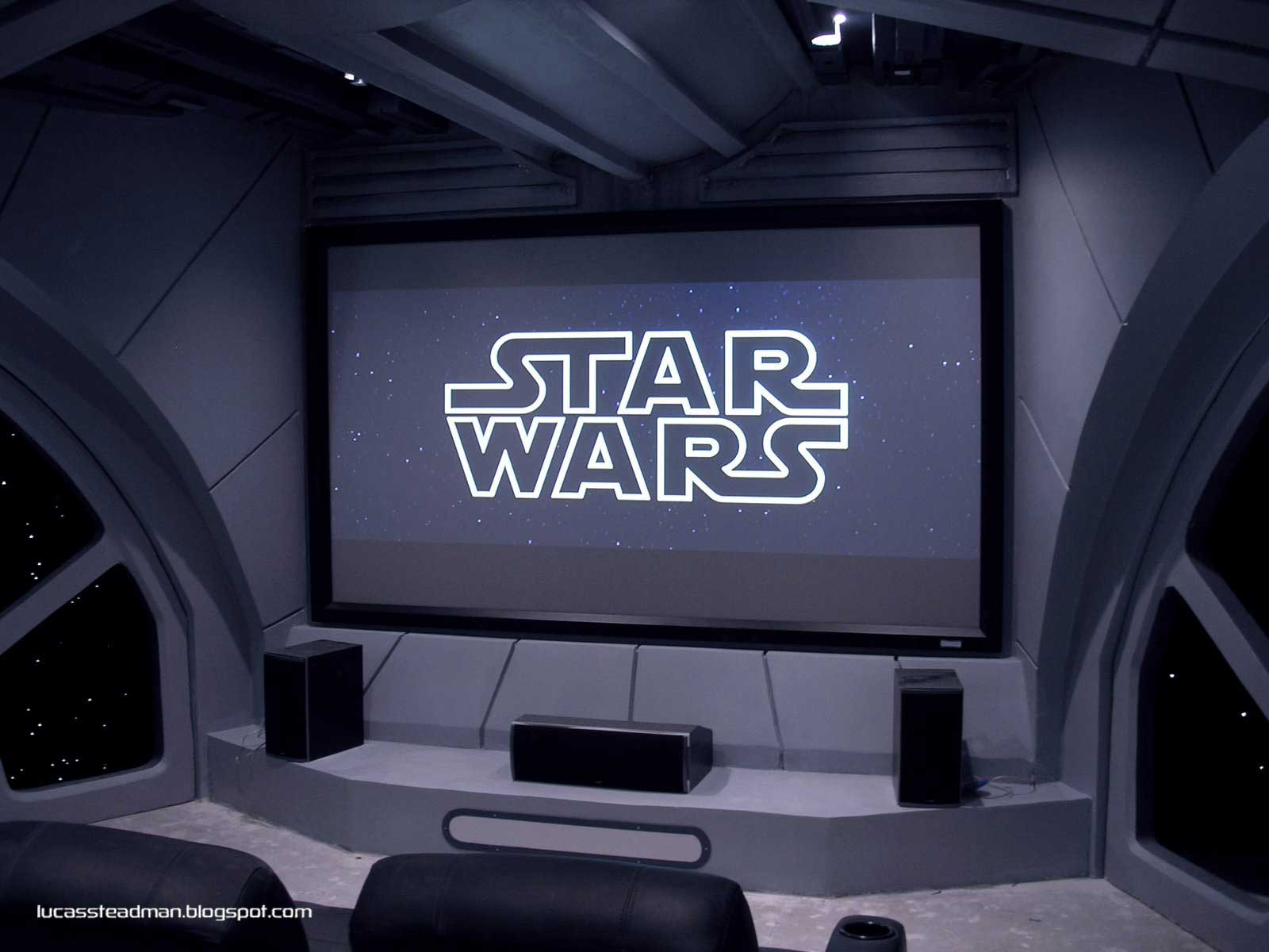 My Home Theater is a Star Destroyer  Prop Freaks