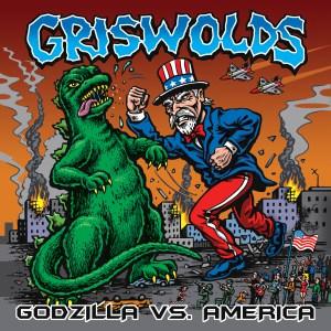 8Griswolds   Godzilla vs America   CD  81182110523