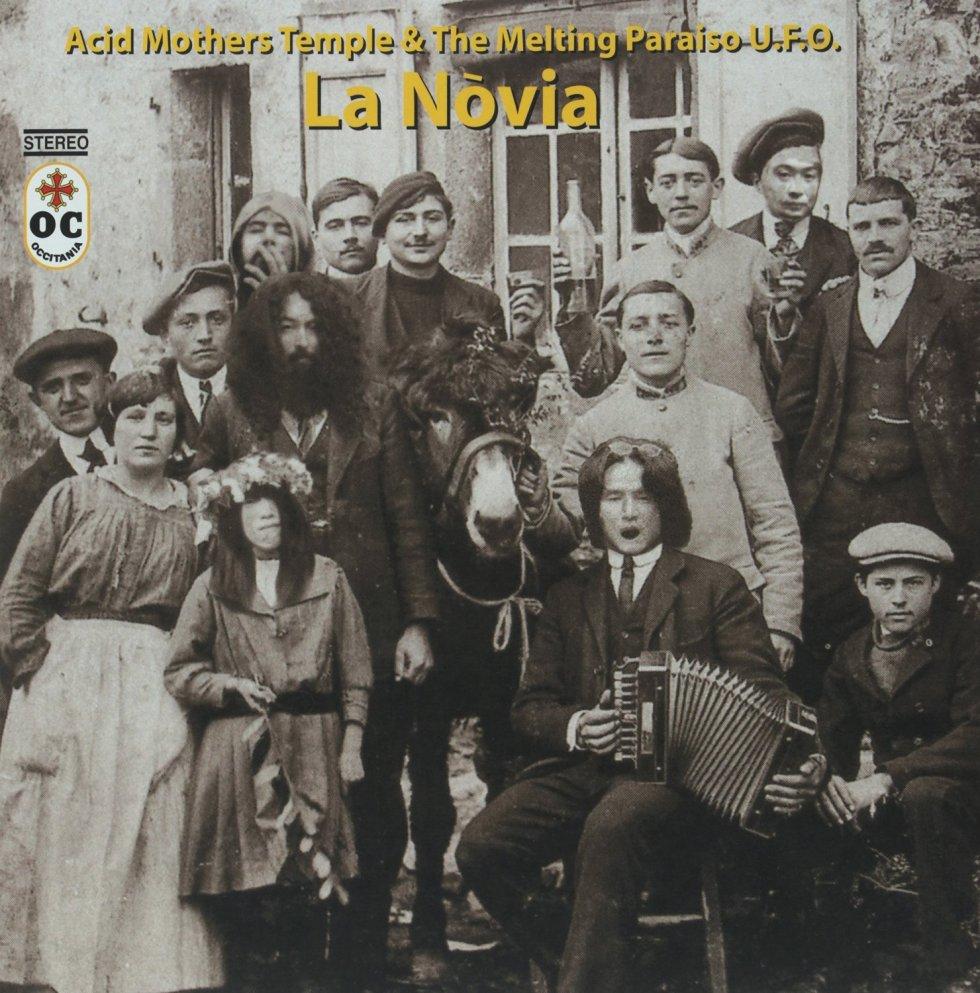 Acid Mothers Temple   La Novia   LP   881182110417