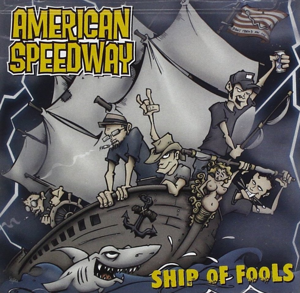 American Speedway   Ship Of Fools   CD   760137482024