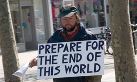 Image result for end of the world prophet