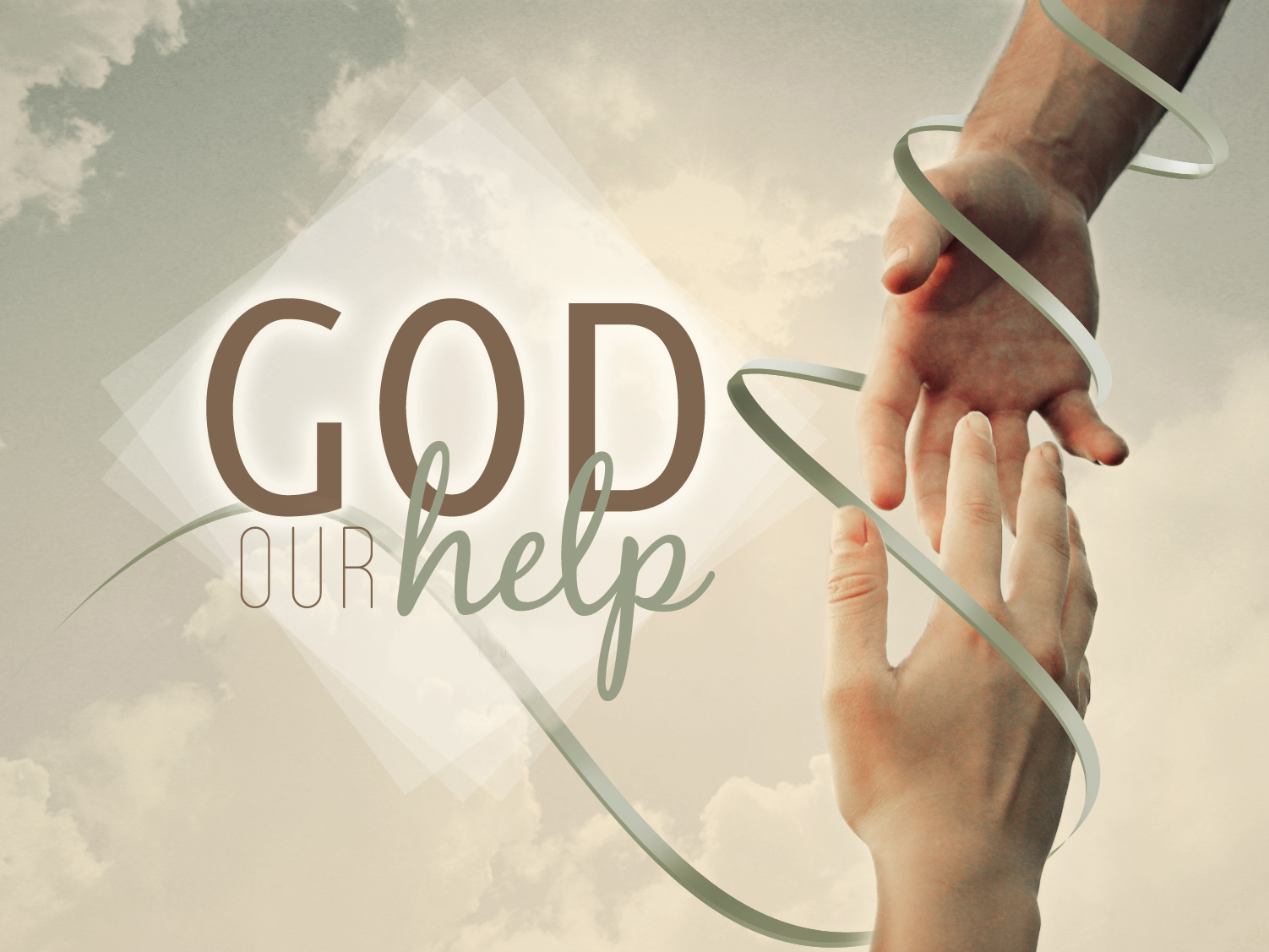 Help Comes from Me - Prophetic Light