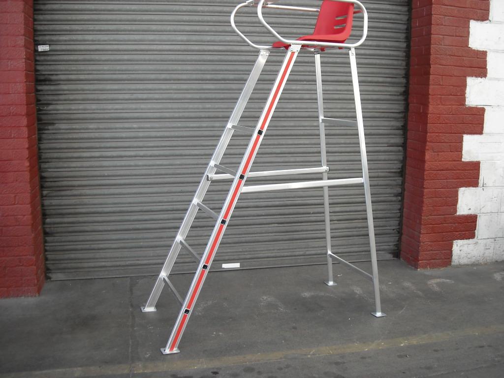 tennis umpire chair hire desk height umpires aluminium
