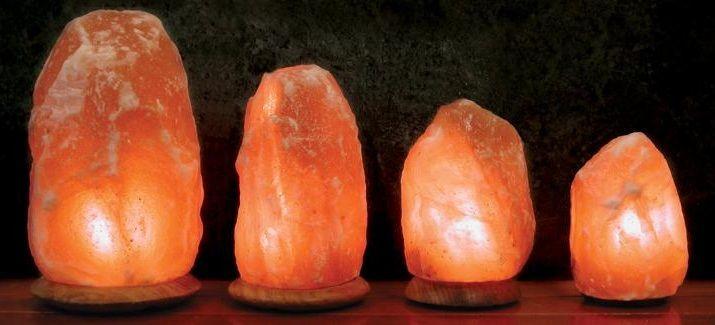 Propiedades de las lmparas del sal del himalaya  IONIZAN