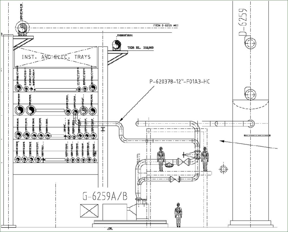 medium resolution of piping layout design