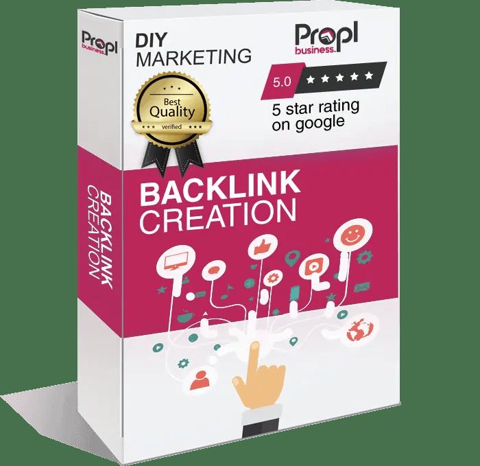 Backlink creation marketing for startups