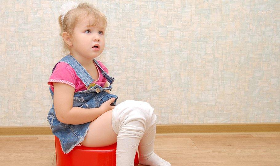 Ребенок редко мочится комаровский