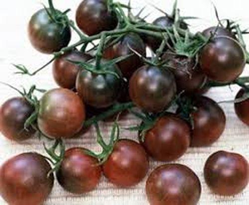 Roșii cherry: soiuri negre - Treaba Prin Casa -