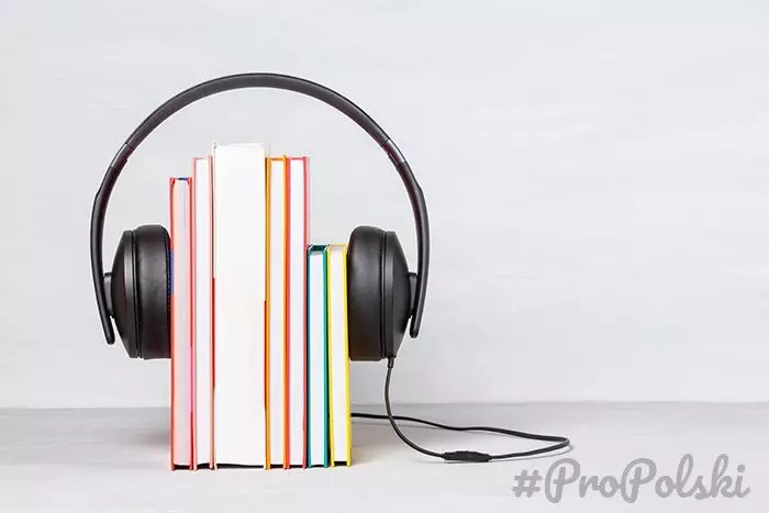 53 аудиокниги на польском языке – слушайте бесплатно