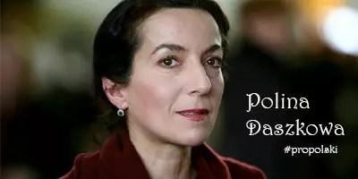 Полина Дашкова на польском языке