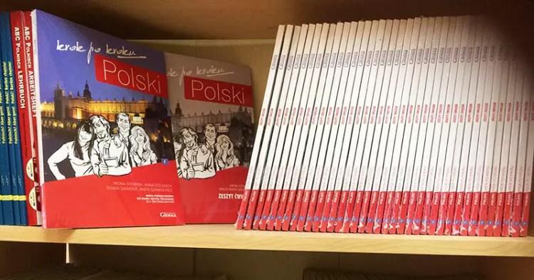 Базовые учебники польского языка для начинающих