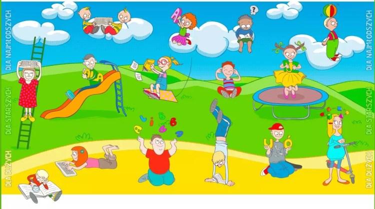 Детские игры для изучения польского языка