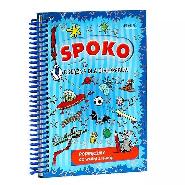 Spoko książka dla chłopaków