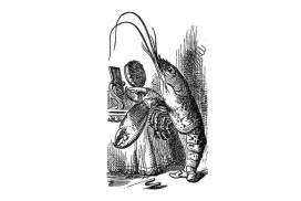 Алиса в стране чудес на польском языке, чтение 10 главы + разбор