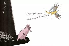 Bzdurki, czyli bajki dla dzieci (i) innych, глава 2, чтение на польском