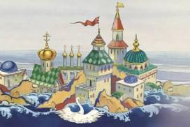 "А. С. Пушкин ""Сказка о царе Салтане"" на польском | Билингва"