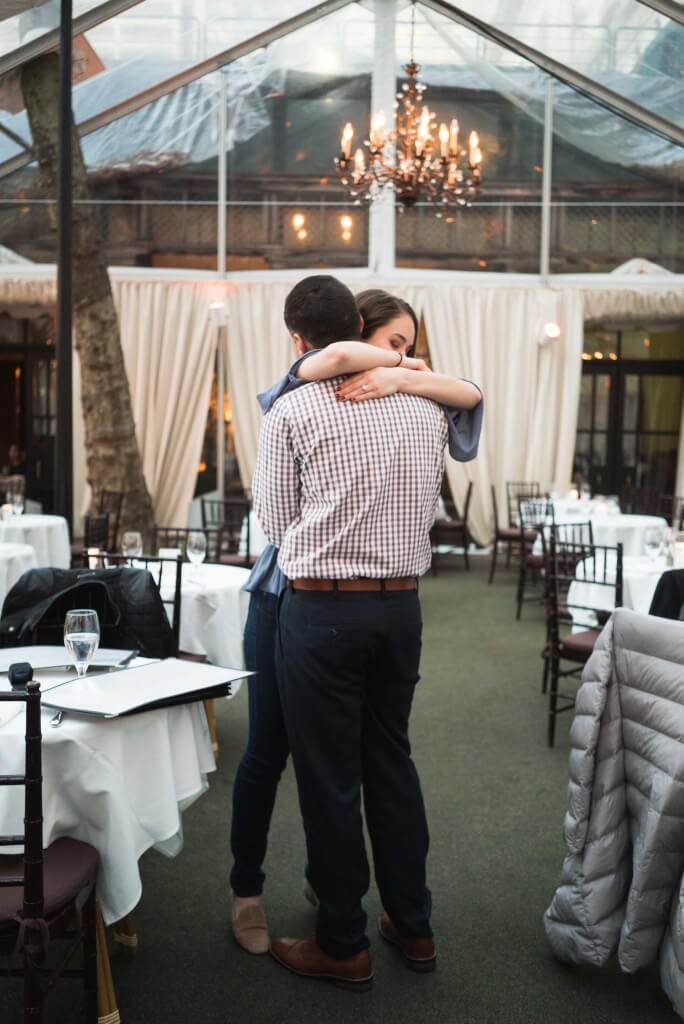 """Bryant Park Grill"" Dinner Proposal Proposal Ideas And"