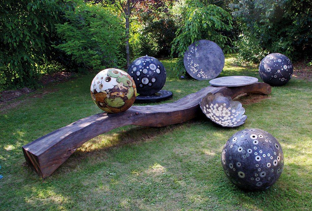 Rencontre avec VERO REATO, sculpteure de matière grise