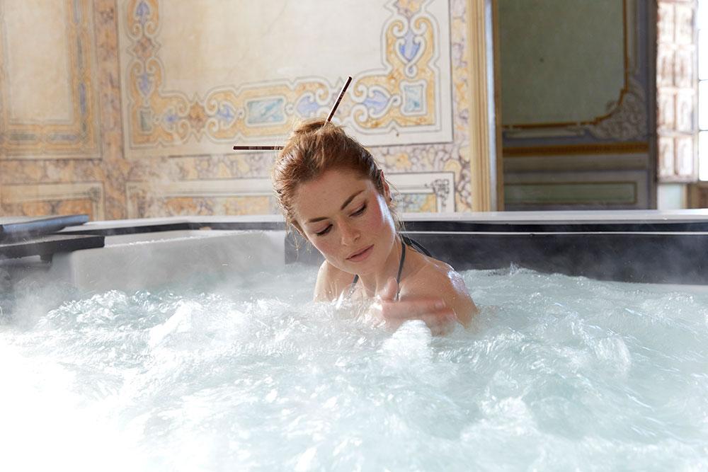 Spa, sauna, hammam: le bien-être à domicile