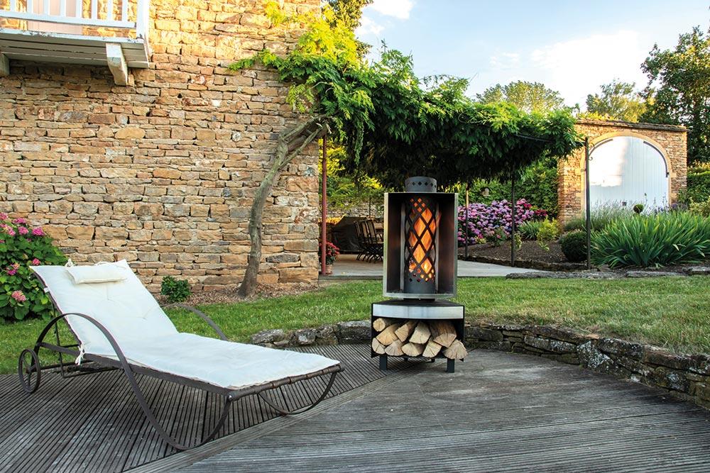 Dedans / dehors… quand l'extérieur de l'habitat offre un nouvel espace à vivre !