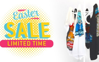 EASTER MADNESS SALE