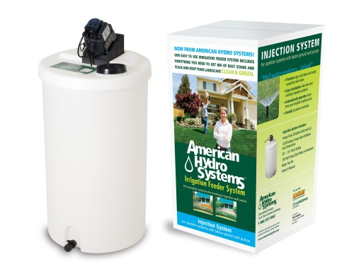 small resolution of american hydro 30 gal injection system