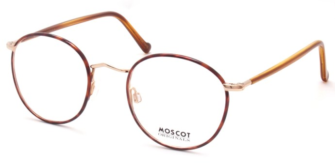 MOSCOT / ZEV / Blonde - Gold / ¥28,000 + tax