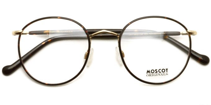 MOSCOT  /  ZEV  /  Tortoise - Gold  /  ¥28,000 + tax
