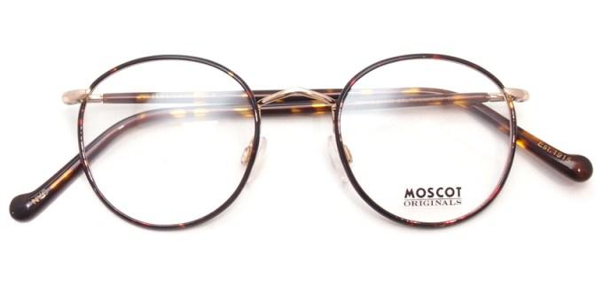 MOSCOT  /  ZEV  /  Tortoise - Gold  /  ¥28,000 + tax