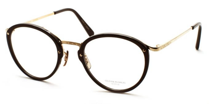 OLIVER PEOPLES /  LEONEL  /  BK/G  /  ¥40,000 + tax