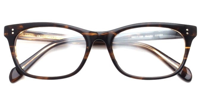 OLIVER PEOPLES /  MURPHY  /  COCO2  /  ¥28,000 + tax